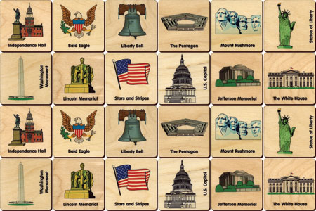 American National Symbols america memory ...