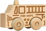 wooden & recycled toy cars