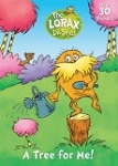 The Lorax- A Tree For Me! Coloring and Activity Book