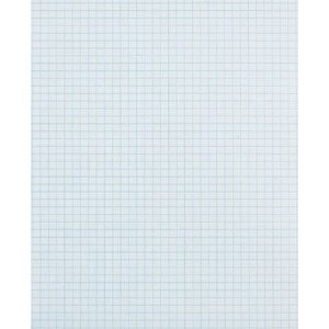 recycled quad graph paper