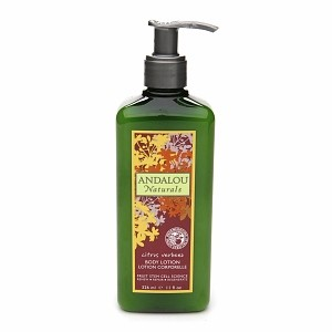 Andalou Citrus Verbana Lotion