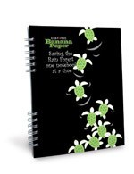 tree free banana paper journals