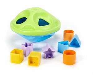recycled shape sorter